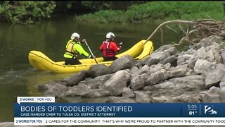 bodies of toddlers identified
