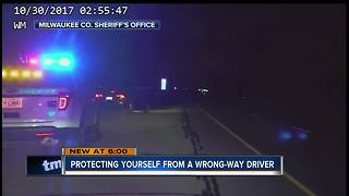 Tips for encountering wrong way drivers - Video