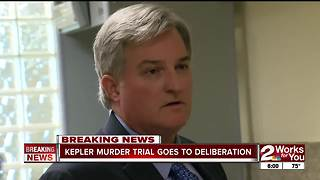Kepler murder trial goes to deliberation - Video