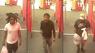 Three sought for using stolen credit cards, Delray Beach police say - Video