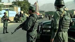 Deadly Suicide Bombing Reported Near Kabul Cricket Stadium - Video