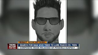 Deputies search for Pasco 'bus stop creeper' - Video