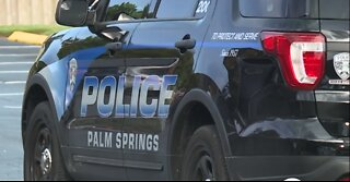 Palm Springs police investigating double shooting
