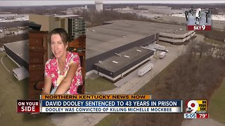 David Dooley sentenced to 43 years in prison