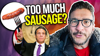 "Cuomo's ""Sausage"" Scandal EXPLAINED - Viva Frei Vlawg"