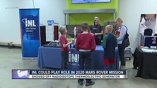 Idaho National Laboratory could play role in 2020 Mars Rover mission
