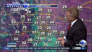 Mild and dry through the weekend - Video