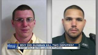 florida officials shot and killed - Video