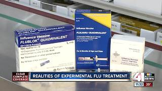 Experimental flu treatment could come to U.S. as early as 2019 - Video