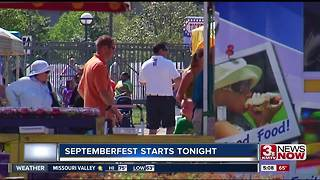 SeptemberFest ushers in Labor Day Weekend - Video