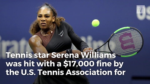 Serena Williams Hit With Devastating News After Colossal Meltdown At Us Open
