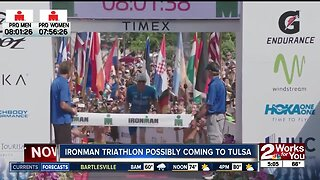 Ironman could come to Tulsa in 2020