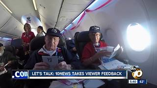 Let's Talk Honor Flight - Video