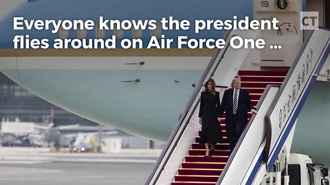 Video Reveals Air Force One Facts