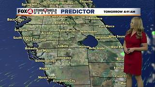 FORECAST: Hot Temperatures & Mostly Sunny Skies - Video