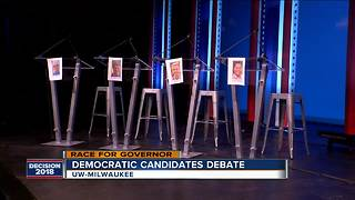 Voters share what they want to hear at the Democratic Gubernatorial debate