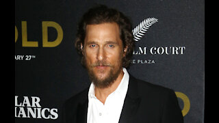 Matthew McConaughey: My memoir was a mental and spiritual exercise