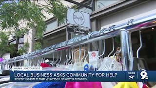 ShopUp Tucson needs community's help to stay open