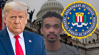 FBI Arrest Antifa Agitator For Inciting U.S. Capitol Riots, Trump Declassifies Spygate | Ep 119
