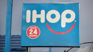 IHOP Says It's Changing Its Name To IHOb