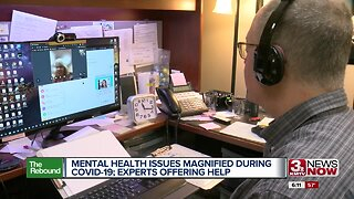 Mental Health Issues Magnified During Pandemic