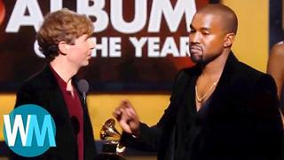 Top 10 Most Memorable Grammy Moments - Video