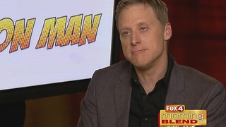 Catch Up with Busy Actor: Alan Tudyk 12/13/16 - Video