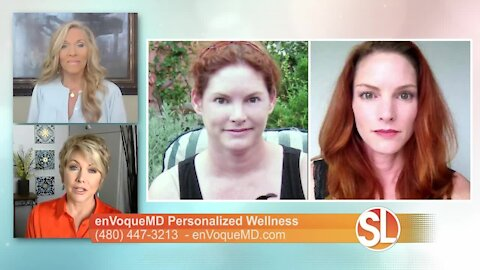 enVoqueMD Personalized Wellness explains why it's so important to keep your thyroid in balance