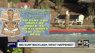 Valley woman upset with Big Surf over handling of man accused of harassing a mother while breastfeeding - Video