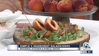 Fresh salad recipes from Regional Kitchen - Video