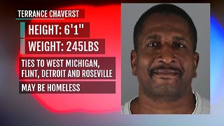 Detroit's Most Wanted: Terrance Chaerst wanted for attacking girlfriend