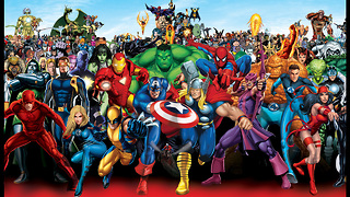 10 Little-Known Facts About Marvel - Video