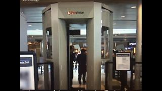 TSA screening complaints - Video
