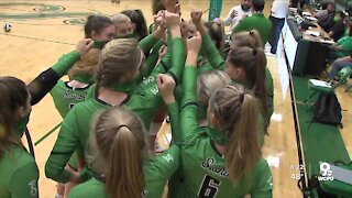 Seton volleyball continues to enjoy success this postseason