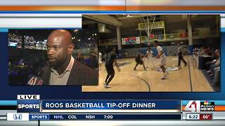 Roos Basketball Tip-Off Dinner - Video