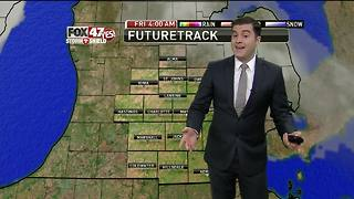 Jim's Forecast 1/25 - Video