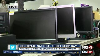 Goodwill to Celebrate National Thrift Shop Day with contest