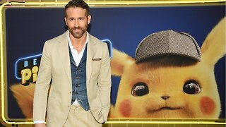 "Ryan Reynolds Posts ""Leaked Footage"" From 'Detective Pikachu'"