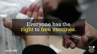 Mexico's Comprehensive Vaccination Program - Video