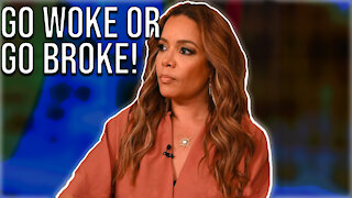Sunny Hostin Wants to Blacklist Trump Supporters | Go Woke Or Go Broke