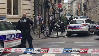 Armed Man Takes Hostages in Standoff With Paris Police