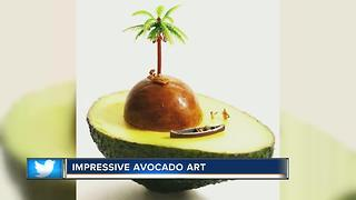 Avocado Art - Video