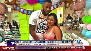 Donations being collected to help children who lost both parents - Video