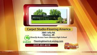 Flooring America-Carpet Studio- 8/1/17 - Video