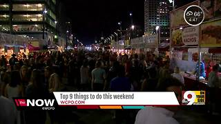 Top 9 things to do in Cincinnati this weekend: Sept. 14-17 - Video