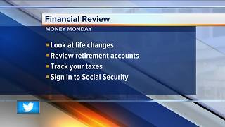 Money Monday: Mid-year financial check-up - Video