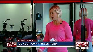 Commit 2 Be Fit: Be your own fitness hero - Video