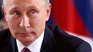 Putin Reiterates Nuclear Weapons Claims In NBC Interview - Video