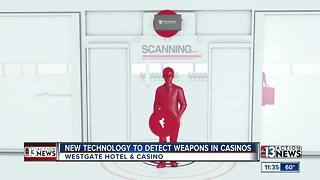 Westgate unveiling major security upgrade - Video