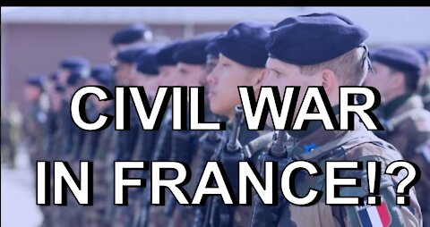 "Majority of French Agree With Military Generals That Country is Heading Towards ""Civil War"""